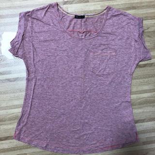 シモーヌリスト(SIMONE LIST)のボーダーTシャツ(Tシャツ(半袖/袖なし))
