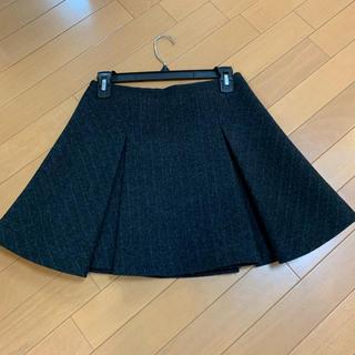 サカイラック(sacai luck)のSacaiスカート(ミニスカート)