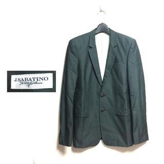 ジェイサバティーノ(J.Sabatino)の【即決】国内正規品 サバティーノ J.SABATINO テーラードジャケット(テーラードジャケット)
