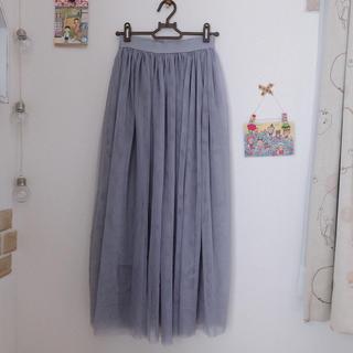 ショップニコニコ(Shop NikoNiko)のshopnikoniko ロングスカート(ロングスカート)
