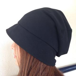 バーニーズニューヨーク(BARNEYS NEW YORK)のLORO 帽子 バーニーズで購入(ニット帽/ビーニー)
