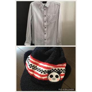 アトリエサブ(ATELIER SAB)のアトリエサブのシャツと子供用帽子の2点(シャツ)