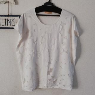 グラスライン(Glass Line)のグラスライン トップス(Tシャツ(半袖/袖なし))
