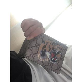 グッチ(Gucci)のグッチ 男性用折り財布(折り財布)
