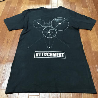 アタッチメント(ATTACHIMENT)のATTACHMENT エンブレムTee サイズ1/アタッチメント(Tシャツ/カットソー(半袖/袖なし))