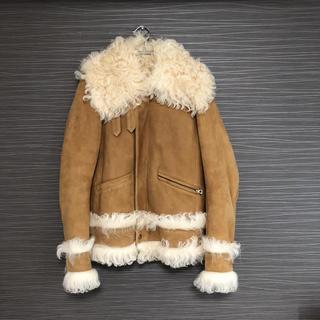 ドゥロワー(Drawer)の本日限定価格ドゥロワー☆ムートンジャケットコート(ムートンコート)