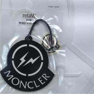 モンクレール(MONCLER)のMONCLER fragment CAR TAG カータグ モンクレール(その他)