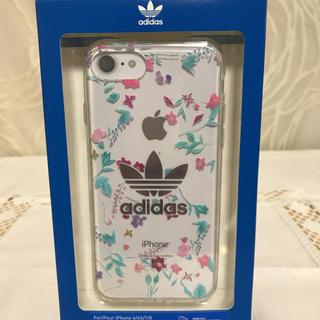 アディダス(adidas)のアディダスiPhone6/6s 7/8ケース(iPhoneケース)
