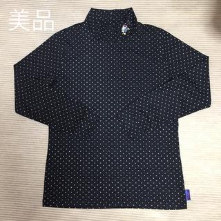 ディズニー(Disney)のディズニー ミニー ハイネック レディース(Tシャツ(長袖/七分))