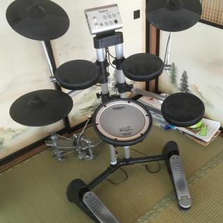 ローランド 電子ドラム(電子ドラム)