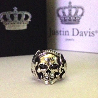 ジャスティンデイビス(Justin Davis)のJustin Davis F,bender Ring 7号(リング(指輪))