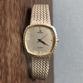 シーマ(CYMA)のCYMA*メンズ腕時計*クォーツ(腕時計(アナログ))