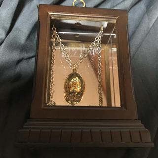 ユニバーサルスタジオジャパン(USJ)のハリーポッター 金の卵 ネックレス 炎のゴブレット(ネックレス)