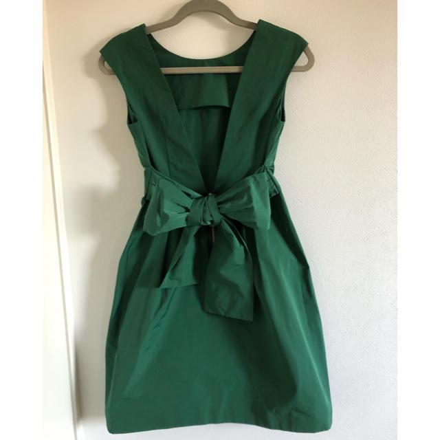 5c5aac5be2799 tiara -  値下げ Tiara バックリボン ドレスの通販 by yuki s shop ...