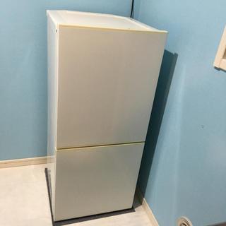 ムジルシリョウヒン(MUJI (無印良品))の無印良品 冷蔵庫 110ℓ(冷蔵庫)