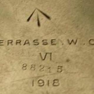 ロンジン(LONGINES)の1910`S BRITISH WW1 OFFICERS COMPASS(腕時計(アナログ))