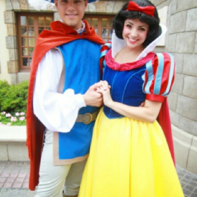 Secret Honey(シークレットハニー)の白雪姫☆グリーティングドレス エンタメ/ホビーのコスプレ(衣装)の商品写真