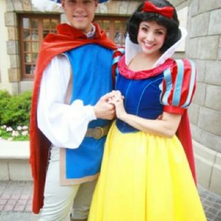 シークレットハニー(Secret Honey)の白雪姫☆グリーティングドレス(衣装)