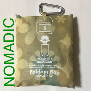 NOMADIC Folding Bag