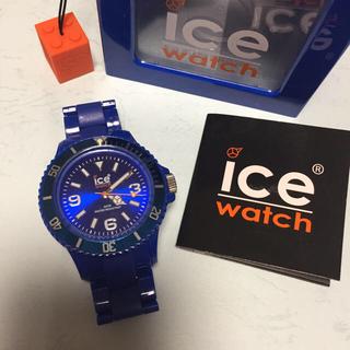 アイスウォッチ(ice watch)の値下げ!美品!ice watch 腕時計(腕時計)
