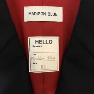 マディソンブルー(MADISONBLUE)の美品マディソンブルーのW6B ジャケット(テーラードジャケット)