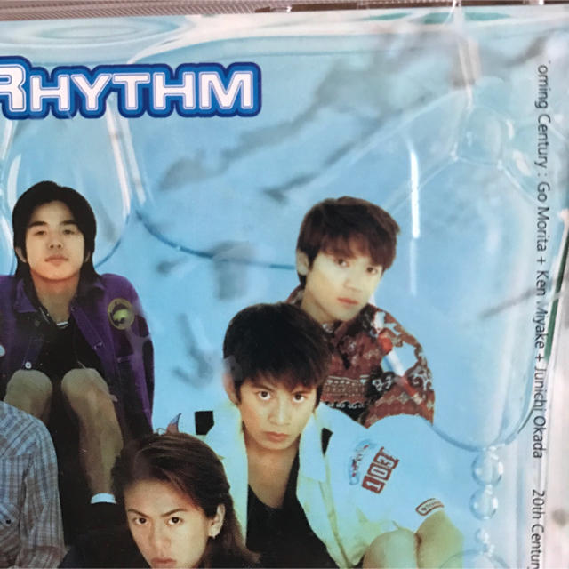 V6 - V6 アルバムCD「NATURE RHY...