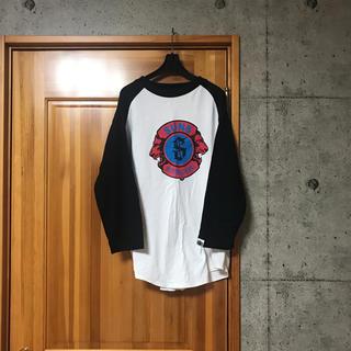 アンドサンズ(ANDSUNS)のアンドサンズ ラグラン ロンT 長袖 七分袖 L AND SUNS(Tシャツ/カットソー(七分/長袖))