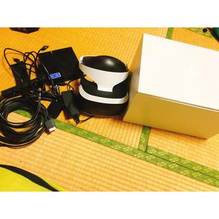 プレイステーションヴィーアール(PlayStation VR)のPlayStation VR(家庭用ゲーム機本体)