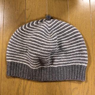 イーズデザイン(EASE DESIGN)のニット 帽子 ease(ニット帽/ビーニー)