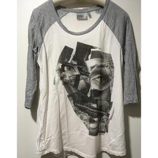 ウィーエスシー(WeSC)のWeSC 七分袖Tシャツ (Tシャツ(長袖/七分))