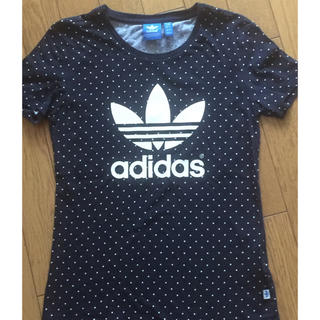 アディダス(adidas)の女児Tシャツ(Tシャツ/カットソー)