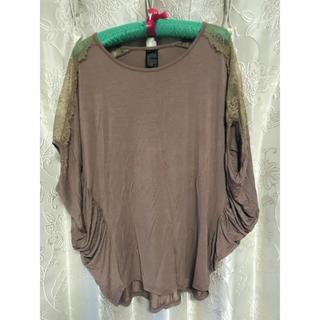 ダブルスタンダードクロージング(DOUBLE STANDARD CLOTHING)のダブスタ(カットソー(半袖/袖なし))