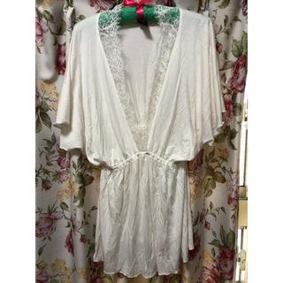 ダブルスタンダードクロージング(DOUBLE STANDARD CLOTHING)のダブスタ トップス(カットソー(半袖/袖なし))