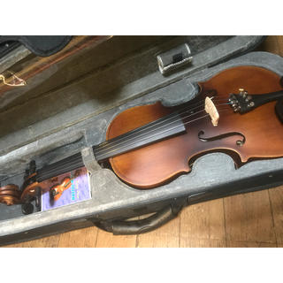 Hallstatt バイオリン V-12 10点セット 4/4サイズ