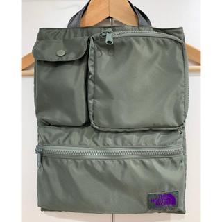 ナナミカ(nanamica)のthe north face purple label lap top bag(その他)
