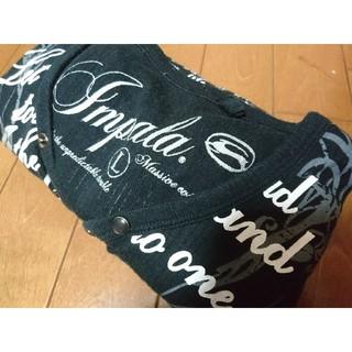 インパラ(IMPALA)のIMPALA ボタンVネック長袖Tシャツ(Tシャツ/カットソー(七分/長袖))