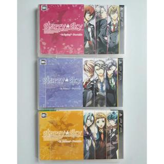 プレイステーションポータブル(PlayStation Portable)のStarry Sky PSP(携帯用ゲームソフト)