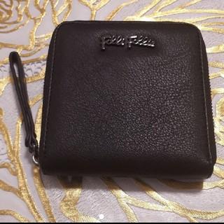 フォリフォリ(Folli Follie)のFolli Follie 黒メンズ財布(折り財布)