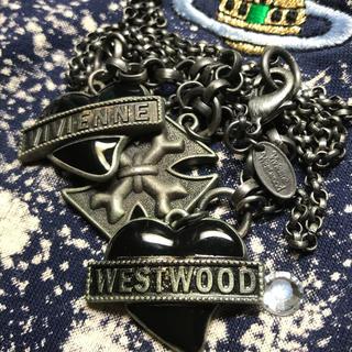 ヴィヴィアンウエストウッド(Vivienne Westwood)のヴィヴィアン ヘビーメタル オーブ ネックレス(ネックレス)