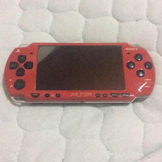 プレイステーションポータブル(PlayStation Portable)のPSP 本体 (携帯用ゲーム本体)