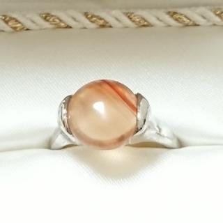 新品未使用 美品 リング 指輪 オシャレなデザイン 女性用 サイズ21号77(リング(指輪))