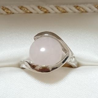 新品未使用 美品 リング 指輪 オシャレなデザイン 女性用 サイズ18号81(リング(指輪))