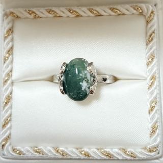 新品未使用 美品 リング 指輪 オシャレなデザイン 女性用 サイズ18号83(リング(指輪))