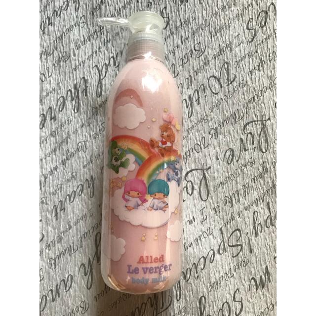 サンリオ(サンリオ)のスキンケアセット コスメ/美容のボディケア(ボディローション/ミルク)の商品写真
