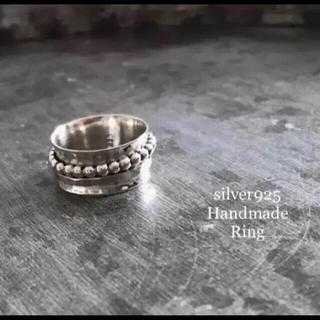 ✧・:*◆インポート◆シルバー925◆デザインリング(リング(指輪))