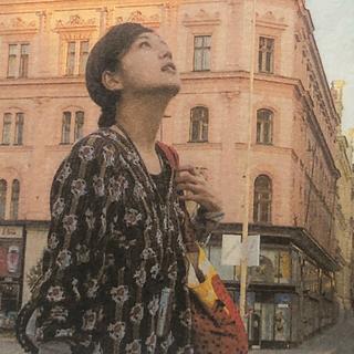 アーキ(archi)のarchi 着物風ワンピース(ロングワンピース/マキシワンピース)