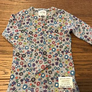 グリーントマト(GREEN TOMATO)の子ども服 女の子用(Tシャツ/カットソー)