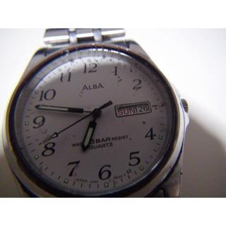 アルバ(ALBA)のALBAのメンズ腕時計クオーツ式(腕時計(アナログ))