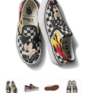 ディズニー(Disney)のDisney×vans 27.5 28(スニーカー)
