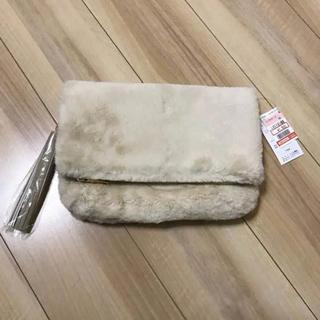 シマムラ(しまむら)の新品未使用 しまむら ファークラッチバッグ(クラッチバッグ)